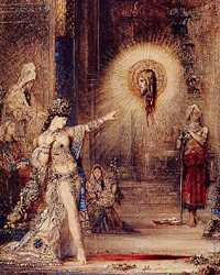 The Apparition, by Moreau