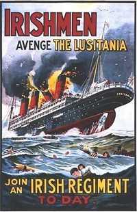 Avenge the Lusitania