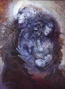 Mother Earth Father Sky, by Susan Seddon-Boulet