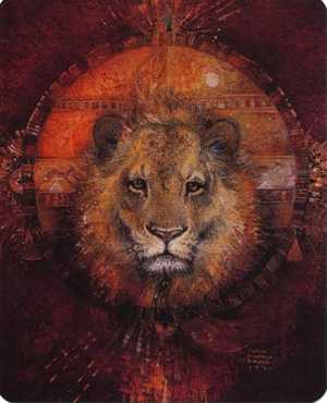 Lion Protection, by Susan Seddon-Boulet