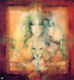The Triple Goddess, by Susan Seddon-Boulet