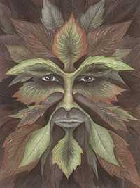 The Green Man by Jessica Galbreth