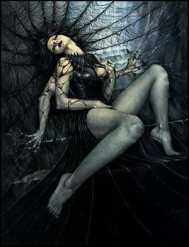 Arachne, by Matt Hughes