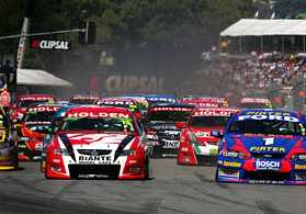 Clipsal 500 Supercars