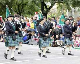 Adelaide Irish Pipe Band