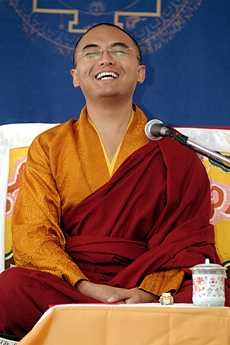 Laughing Rinpoche