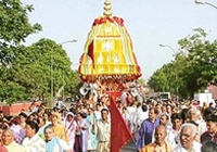 Rathyatras, chariot processions of Rama