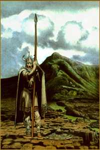 The Spear of Lugh, by Howard Johnson