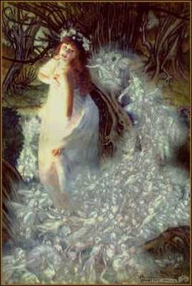 Titania, Queen of the Faeries, by Howard Johnson
