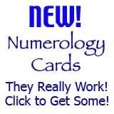 Click for Numbers Work Numerology Cards