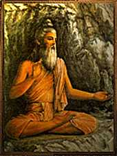 Rishi, Indian sage. Click for more on Holy Men of India